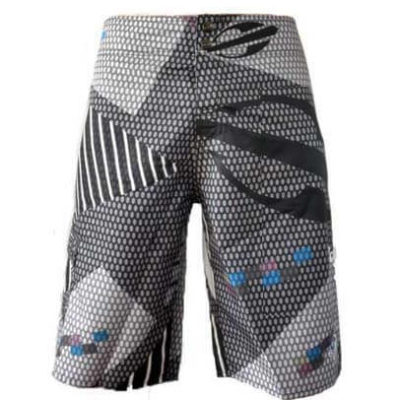 Heren boardshort aanbieding Boardshort heren Catch grijs