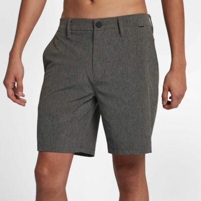 """Korte broek Phantom grijs 18,5"""""""