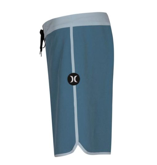 Hurley boardshort Phantom Solid noise aqua