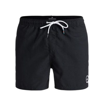 zwemshort quiksilver zwart everyday volley
