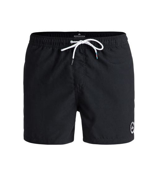 boardshort quiksilver zwart everyday volley
