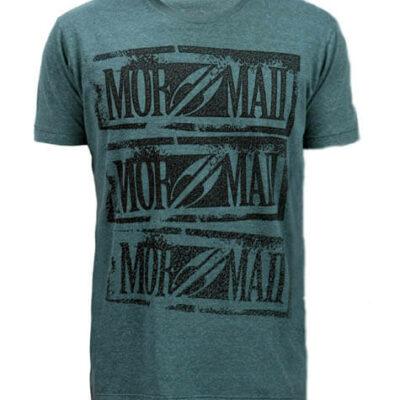 groen heren T shirt Mormaii