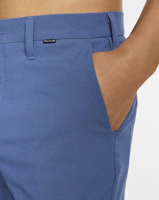 hurley-dri-fit-chino-blauw