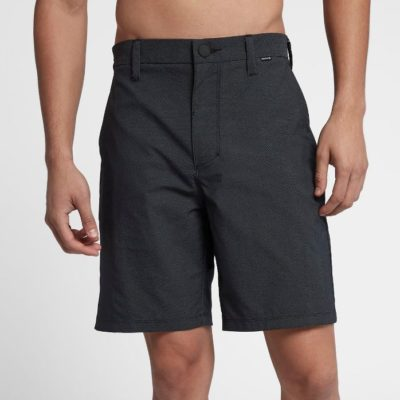 "Hurley short Dri-FIT Chino zwart 19"" 895076-010 black"