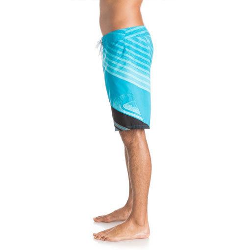 Blauwe boardshort