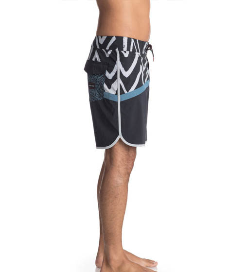 quiksilver boardshort highline -side