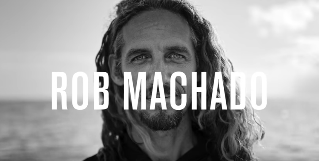 Surf tips van Rob Machado