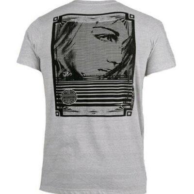 T shirt met opdruk